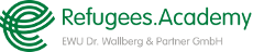 Refugees Academy Logo